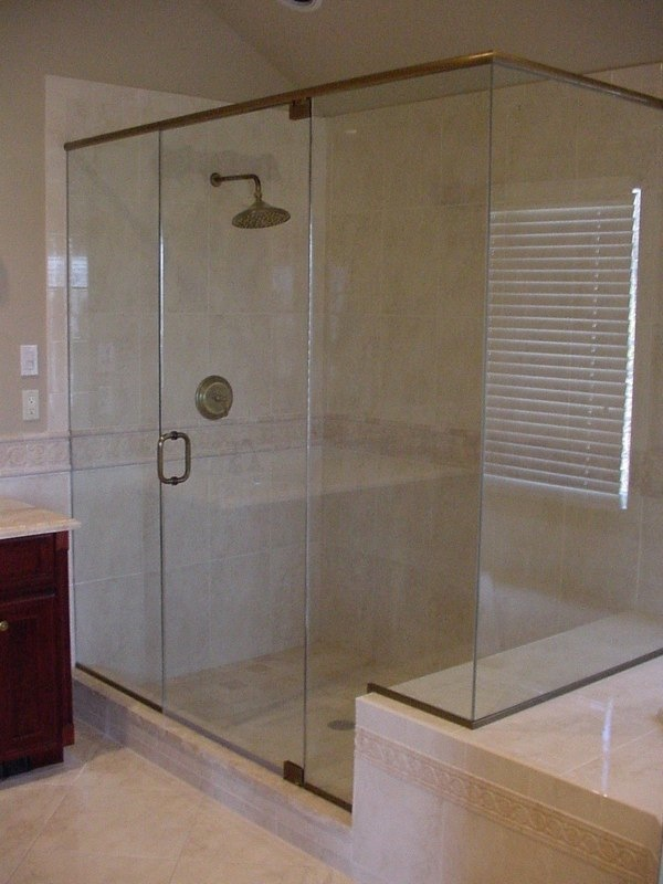 Frameless Shower Door With Header 1500 Trend Home Design 1500